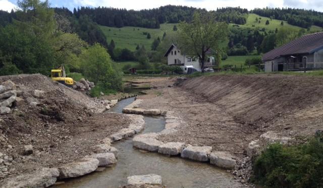 Préservation des rivières et protection contre les inondations vont de pair