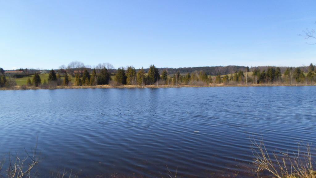 Lac de Malpas