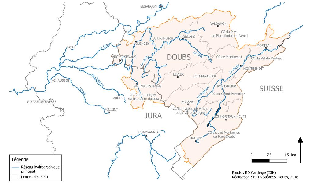 carte perimetre EPAGE situation generale