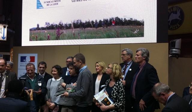 Vidéo : un agriculteur du Doubs lauréat du concours national des prairies fleuries