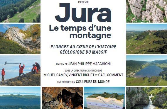 Film «Jura, le temps d'une montagne» : projections gratuites cet été !