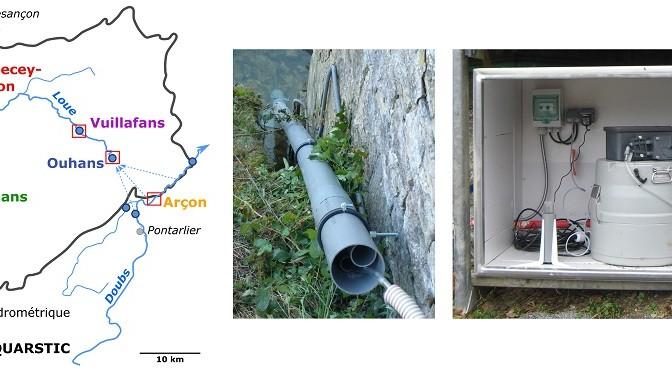 Réseau QUARSTIC : la qualité des eaux à la loupe