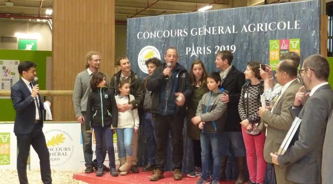 Un GAEC du Doubs Lauréat du Concours Général Agricole des pratiques agro-écologiques Prairies et Parcours