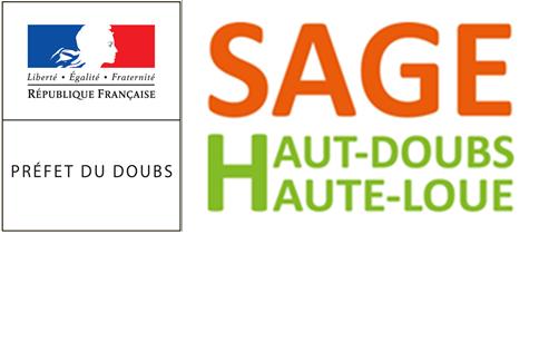 Installation de la nouvelle commission locale de l'eau Haut-Doubs Haute-Loue